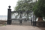 Main riverside gate, due for restoration thanks to the National Museum of Denmark Serampore Initiative.